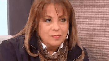 La mamá de Pity Álvarez pidió perdón a la familia de la víctima