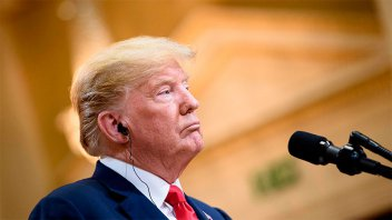 La Corte de EEUU autorizó a Trump a usar u$s2.500 millones para muro con México