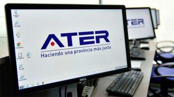 ATER habilita turnos de atención web para regularizar deudas impositivas