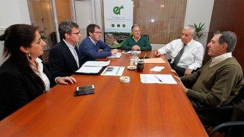 La provincia avanza en frentes de obras simultáneos en Concepción del Uruguay
