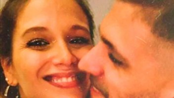 Barbie Vélez celebró su primer año de amor con Lucas Rodríguez