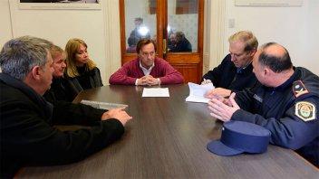 El Municipio firmó convenio que generará mayor seguridad a los paranaenses