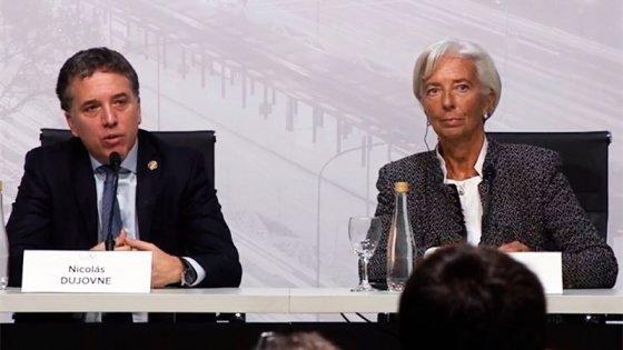 El Gobierno descartó pedir adelanto de desembolsos al FMI por acuerdo Stand By
