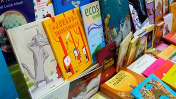 Se realiza la 2° Feria del Libro en Concepción del Uruguay