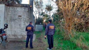 Allanaron una casa por amenazas y secuestraron plantines de marihuana