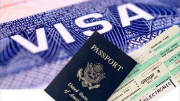 Visa para viajar a EEUU: el Gobierno pedirá