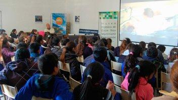 Fundación BER invita a escuelas a proyectar el documental