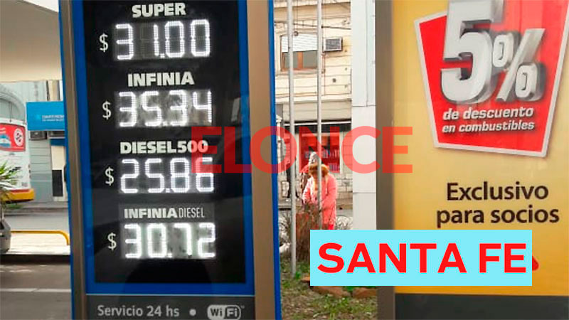 Otra vez: La nafta aumentará en los próximos días