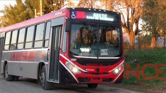 Transporte urbano: se levantó el paro y se restablece el servicio nocturno