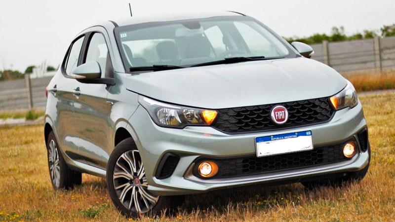 El Fiat Argo fue, como en junio, el auto 0 km más vendido de julio.