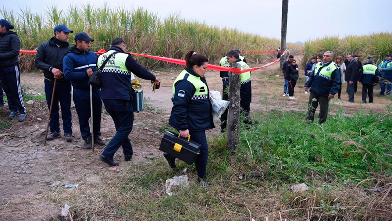 Joven fue asesinada a golpes
