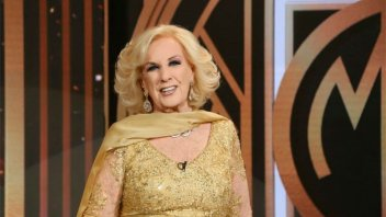Mirtha Legrand: