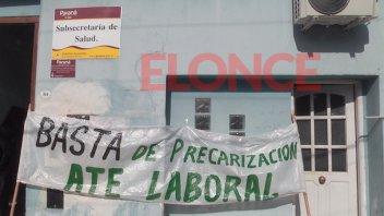 Asambleas en repartición municipal por la baja de un contrato de obra