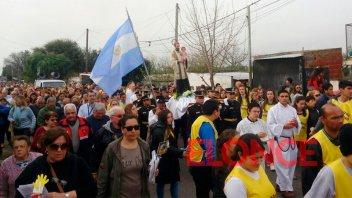 San Cayetano, el santo del pan, la paz y el trabajo: Fotos de la celebración