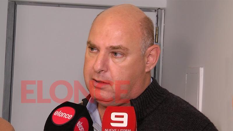 Guillermo Muller, vicepresidente 3º de la UIER