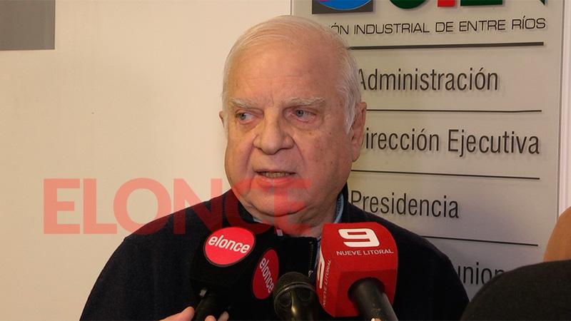 Antonio Caramagna, Secretario de la UIER