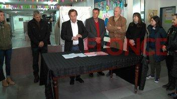 Construirán un nuevo edificio para el centro de Salud Illia