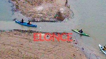 El río Paraná creció 41 centímetros en apenas tres días: Las previsiones