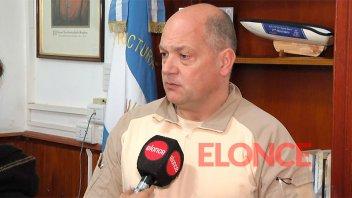 Sujeto con antecedentes pretendió robarle al jefe de Prefectura Paraná