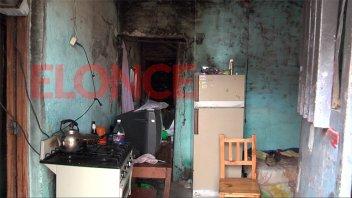 Reiteró pedido de ayuda la mujer que perdió todo en el incendio de su vivienda
