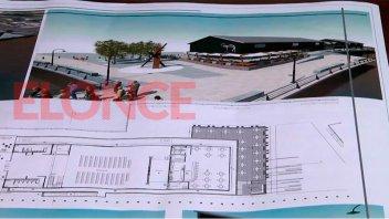 El municipio remodelará y climatizará la Sala Mayo