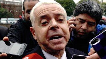 Oyarbide denunció amenazas de muerte y tiene custodia de Gendarmería
