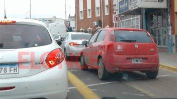 Las multas por infracciones de tránsito aumentarían un 55 por ciento