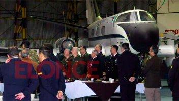 Conmemoraron en Paraná el 106° Aniversario de la Fuerza Aérea Argentina