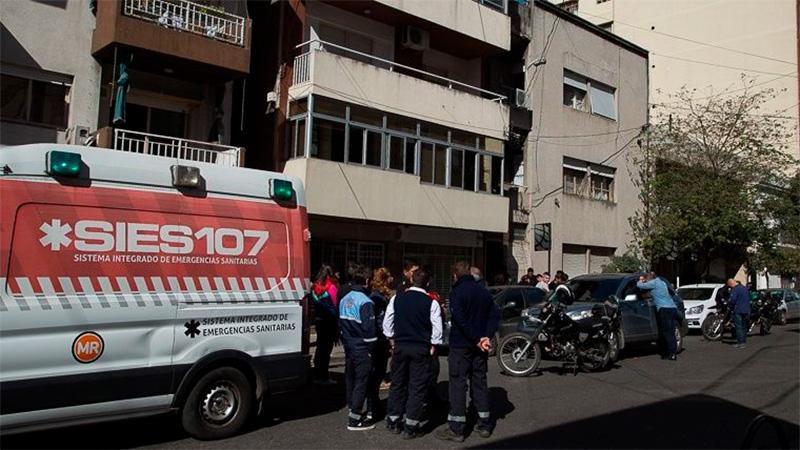 Tragedia en Rosario