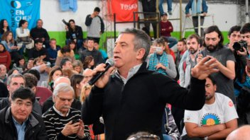Urribarri participó del plenario de Unidad Ciudadana en Ensenada