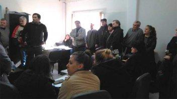 Repartición municipal inicia retención de servicios por tiempo indeterminado