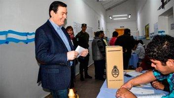 Zamora ganó en 25 de 26 intendencias en Santiago del Estero