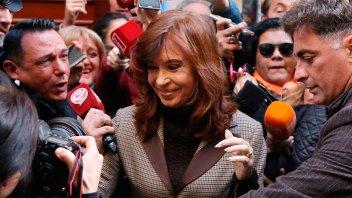 Cristina Kirchner: