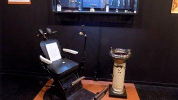 Inauguraron una muestra sobre la Historia de la Medicina en Paraná