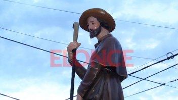 Con procesión y misa, el jueves se celebrará la fiesta patronal de San Roque