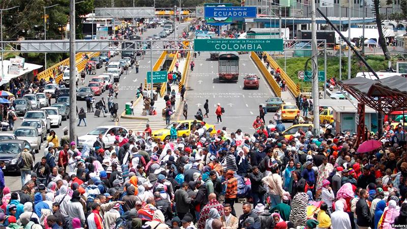 ACNUR aplaude decisión de Ecuador en favor de los migrantes venezolanos