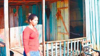 Se hizo cargo de sus cinco hermanitas para sacarlas de un contexto de violencia