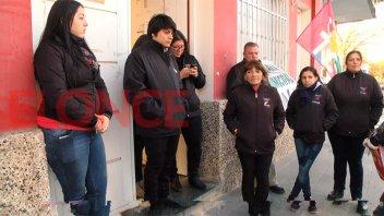 Repartición municipal realiza retención total de servicios