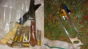 Misterio por asesinato a tiros de dos supuestos cuatreros: Buscan a los autores