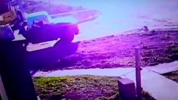 Robo filmado: Para la Policía fue
