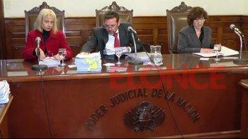 Abogados argumentan los motivos de la apelación al procesamiento de Varisco