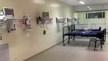 En las próximas semanas inaugurarán la UTI pediátrica del hospital Masvernat