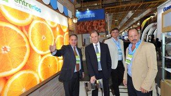 Entre Ríos vuelve a exportar cítricos dulces a China