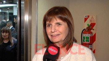 La ministra Bullrich habló en Paraná sobre la reforma de las Fuerzas Armadas