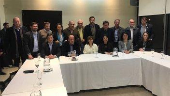 Legisladores de Cambiemos se reunieron con la Ministra Bullrich en Paraná