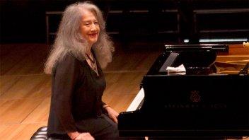 Concierto de Martha Argerich: El Instituto del Seguro agradeció a la comunidad