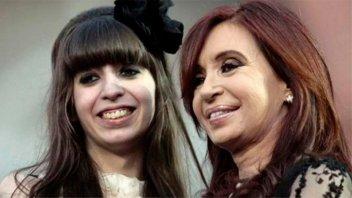 Internaron a Florencia Kirchner en la Fundación Favaloro