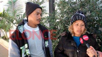 Son de Ecuador y en la Terminal le extraviaron sus pasaportes: están varados