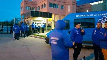 Sindicato de la Carne regularizó situación gremial en empresa de Hernandarias