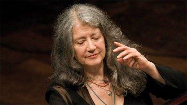 El ensayo general de Martha Argerich será abierto al público